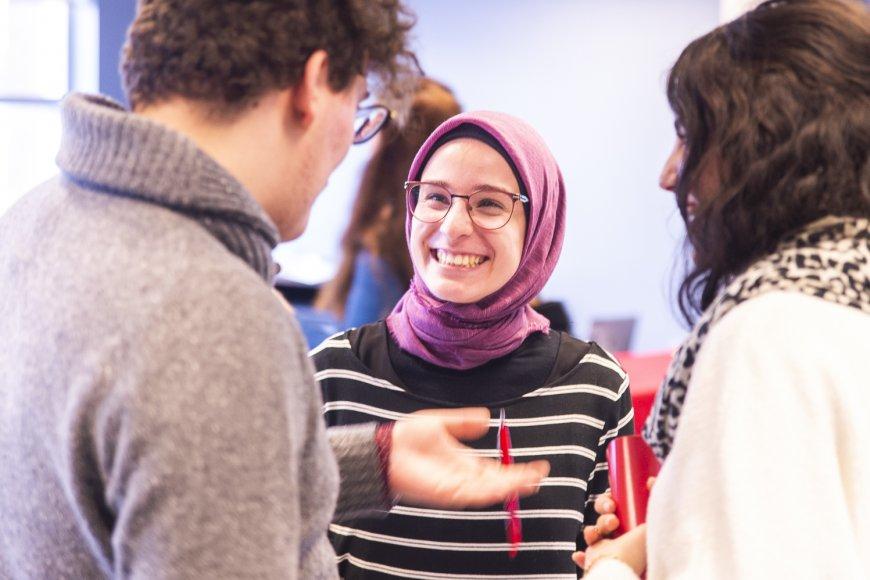 « Envisagez la recherche » : une occasion idéale de rencontrer son directeur de recherche