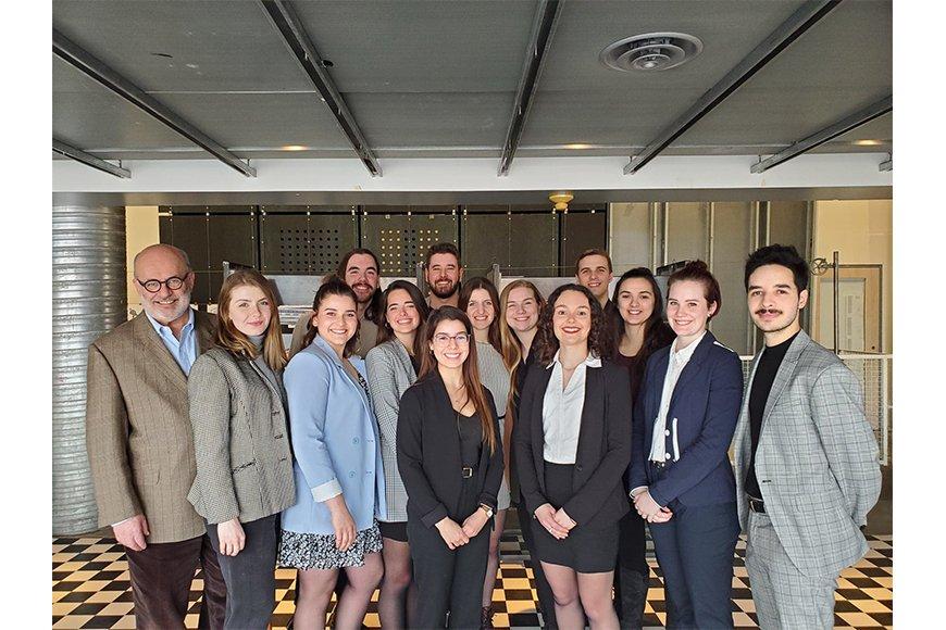 Cas GTH 2020 : 2 podiums pour l'ESG UQAM