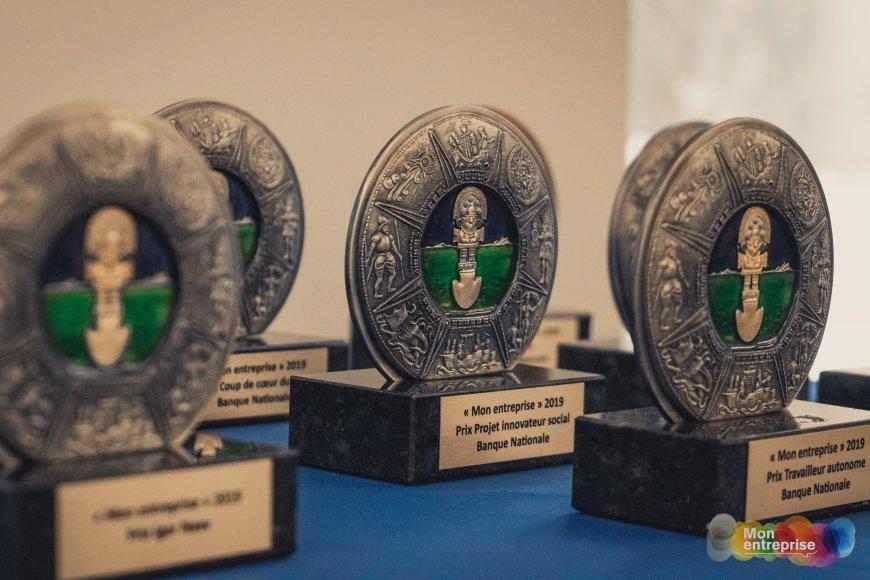 Lauréats du Concours mon entreprise édition 2019