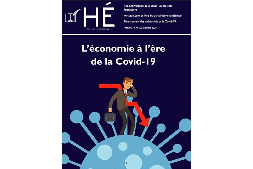 Le journal étudiant Horizons Économiques se renouvelle après 10 ans d'existence