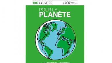 Lancement du guide «100 gestes pour la planète» : toutes les bonnes habitudes à prendre dès maintenant!
