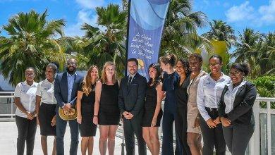 Des étudiants de l'ESG UQAM présentent leur plan marketing en Guadeloupe