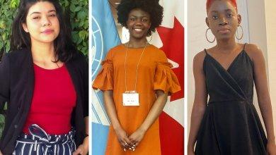 Trois étudiantes remportent des bourses lors des Portes ouvertes virtuelles