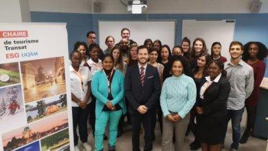 L'ESG UQAM accueille une délégation guadeloupéenne