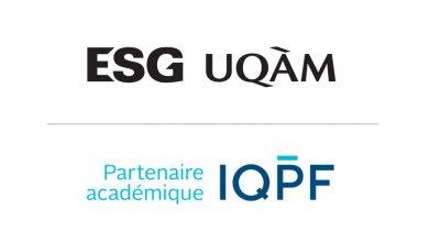 Signature d'une entente de partenariat académique entre l'ESG UQAM et l'IQPF