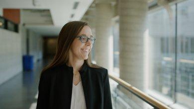 Le prix de la relève professorale en recherche 2020 pour Catherine Haeck