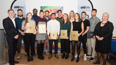 20 étudiant.e.s-athlètes de l'ESG UQAM se démarquent par leur haut taux de réussite académique