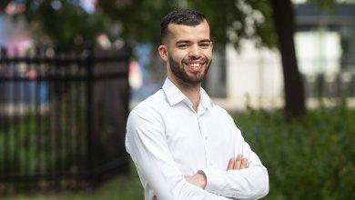 À la rencontre de l'Afrique francophone : Portrait d'Idris Kebaili, étudiant à la maîtrise en marketing et futur entrepreneur