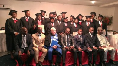 MBA international: 3e collation des grades au Cameroun