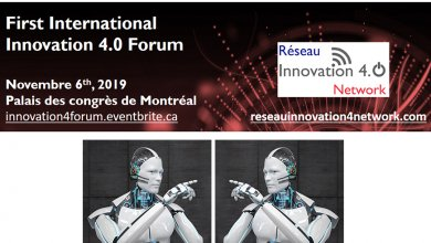 Un 1er Forum International sur l'Innovation 4.0
