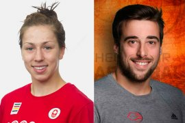 Deux étudiant.e.s remportent une bourse de la Fondation Sport-Études