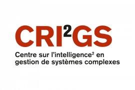 logo du centre de recherche CRI2GS