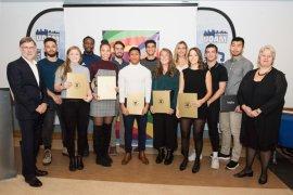 20 étudiants-athlètes de l'ESG UQAM se démarquent par leur haut taux de réussite académique
