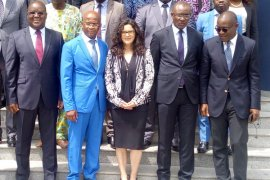 ESG UQAM signature BRVM formation en Afrique