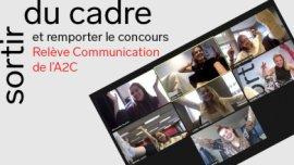 Concours Relève Communication délégation ESG UQAM