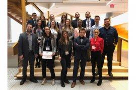 La délégation de l'ESG UQAM obtient 3 prix à la Simulation de l'OMC
